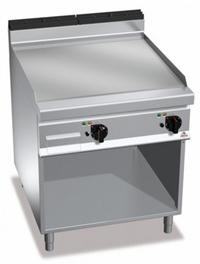 Elektrogrillplatte E9FL8M-2/CR