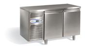 Kühlpult zweitürig