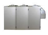 Abfallkühlsystem Confi-Cool 3x240
