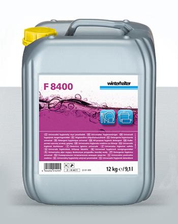 Reiniger F8400 12kg bzw. 25kg