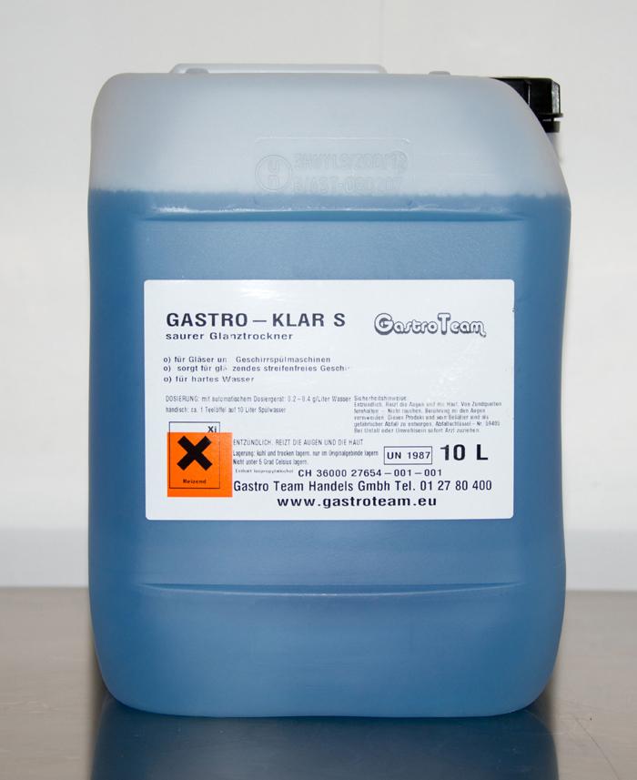 GastroKlarS 10l