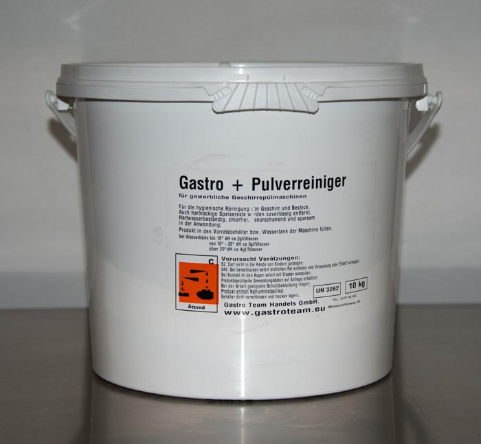 GastroProfi Pulverreiniger 10kg